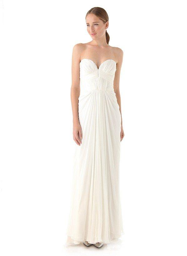 Luxurise Brautmode von J Mendel