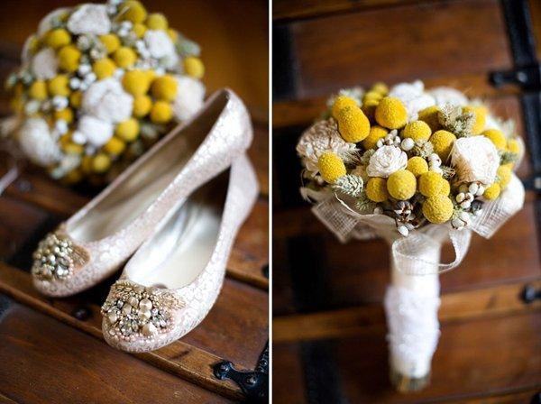 Der Trommelstock sorgt auch im Herbst fr tolle Hochzeitsdekos