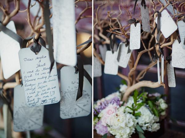Eine wunderbar romantische Vintage Hochzeit