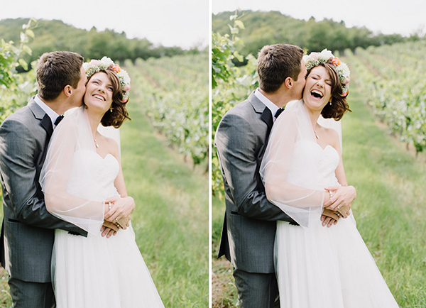Die Hochzeit von Elena und Bernhard