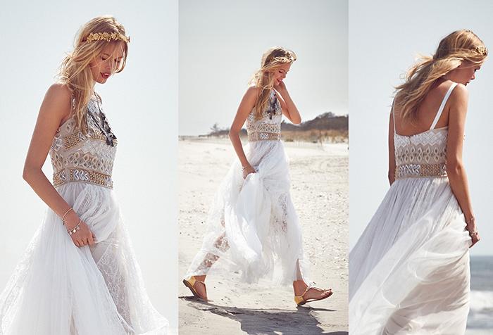 Zauberhafte Brautmode von Shopbop