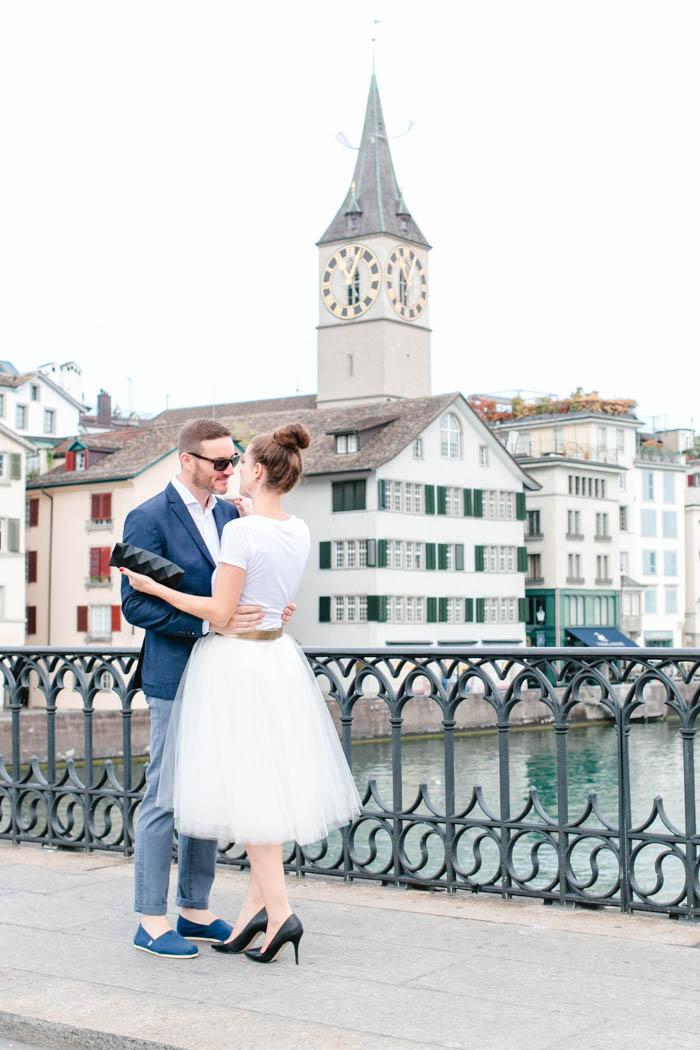 Standesamtliche Hochzeit in Zrich  Friedatherescom