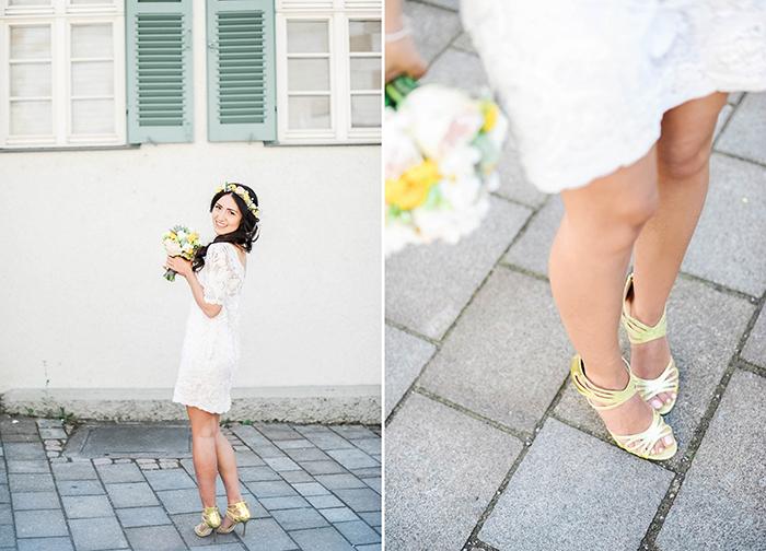 Standesamtliche Hochzeit in Stuttgart