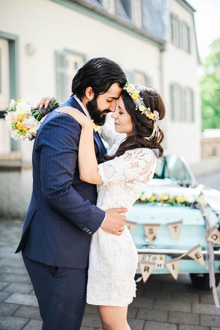 Standesamtliche Hochzeit in Stuttgart  Friedatherescom