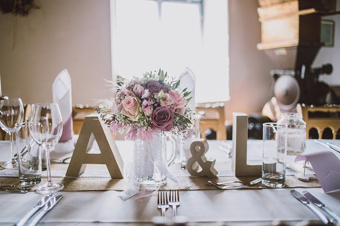 Natrliche Hochzeit