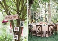 Bume dekorieren fr Hochzeit | Friedatheres.com