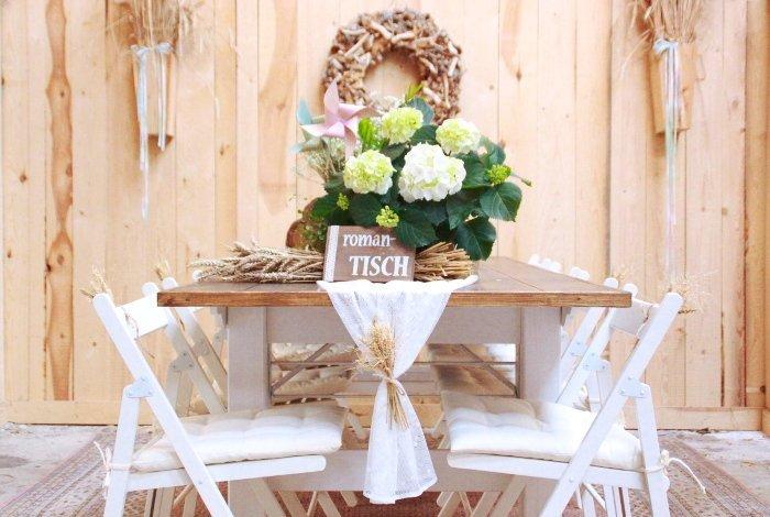 Deko Hochzeit Leihen