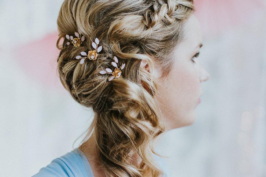 Brautfrisuren fr lange Haare  Friedatherescom