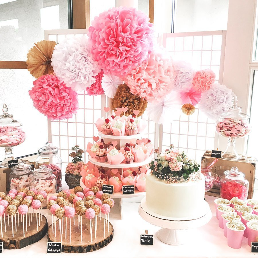 Hochzeitsideen Rosa