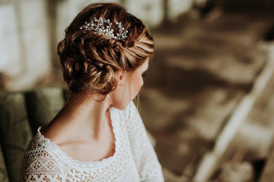 Hochzeitsfrisuren Lange Haare Geflochten