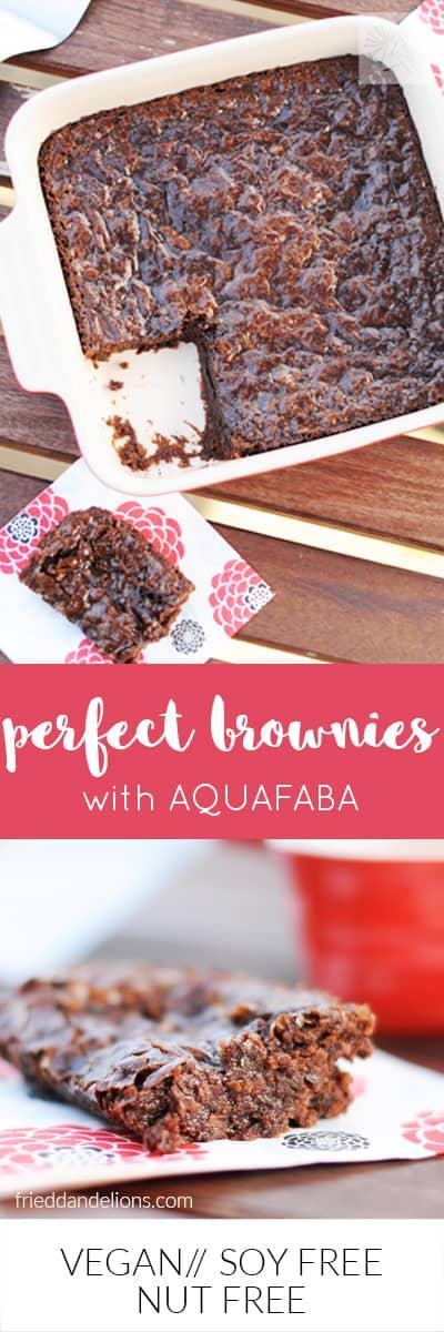 fried dandelions // perfect brownies
