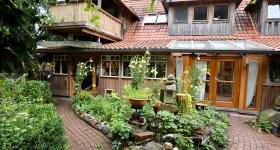 Haus und Atelier (Innenhof)