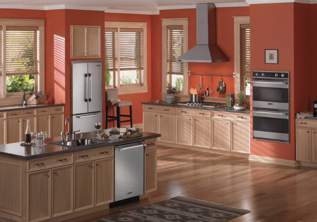 Viking Kitchen Appliances offer Endless Design Choices