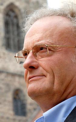 Friedrich-W. Schorlemmer - Evangelischer Theologe und Publizist