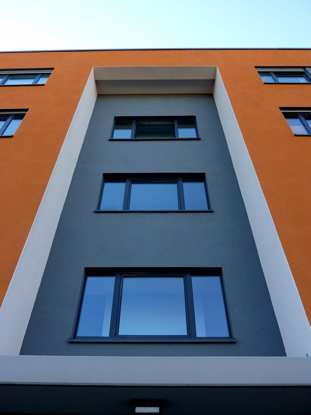 Farben entwerfen fr Architektur Projekte 1  Friedrich