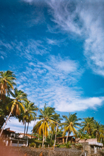 The Frugal Traveler … and the beach!
