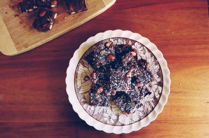 panforte brownies
