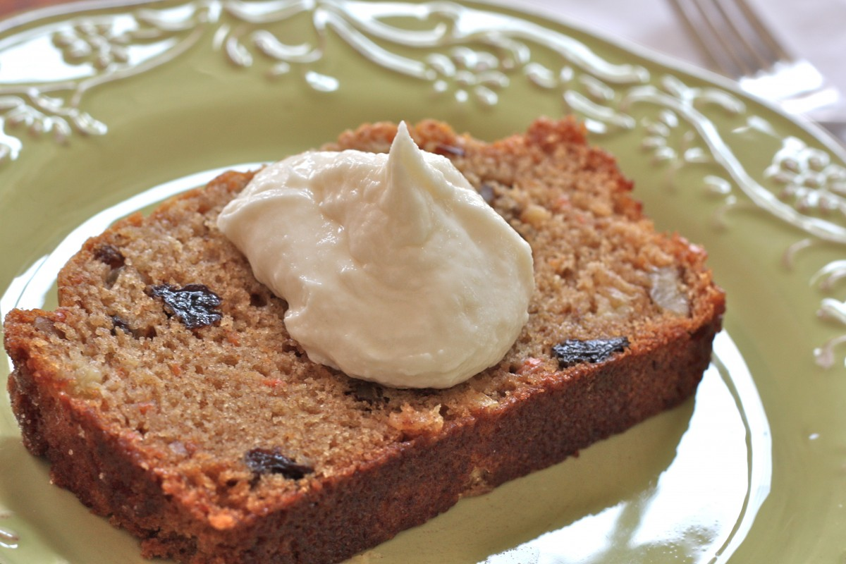 Amish Friendship Carrot Cake Recipe