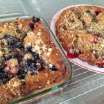 Berry Cheesecake Amish Friendship Bread