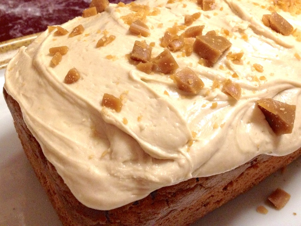 Coffee Toffee Amish Friendship Bread by Paula Altenbach ♥ friendshipbreadkitchen.com