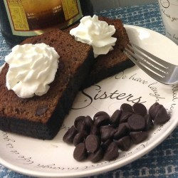 Mocha Fudge Amish Friendship Bread Cake