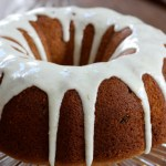 Lemon Cranberry Amish Friendship Bread Bundt Cake