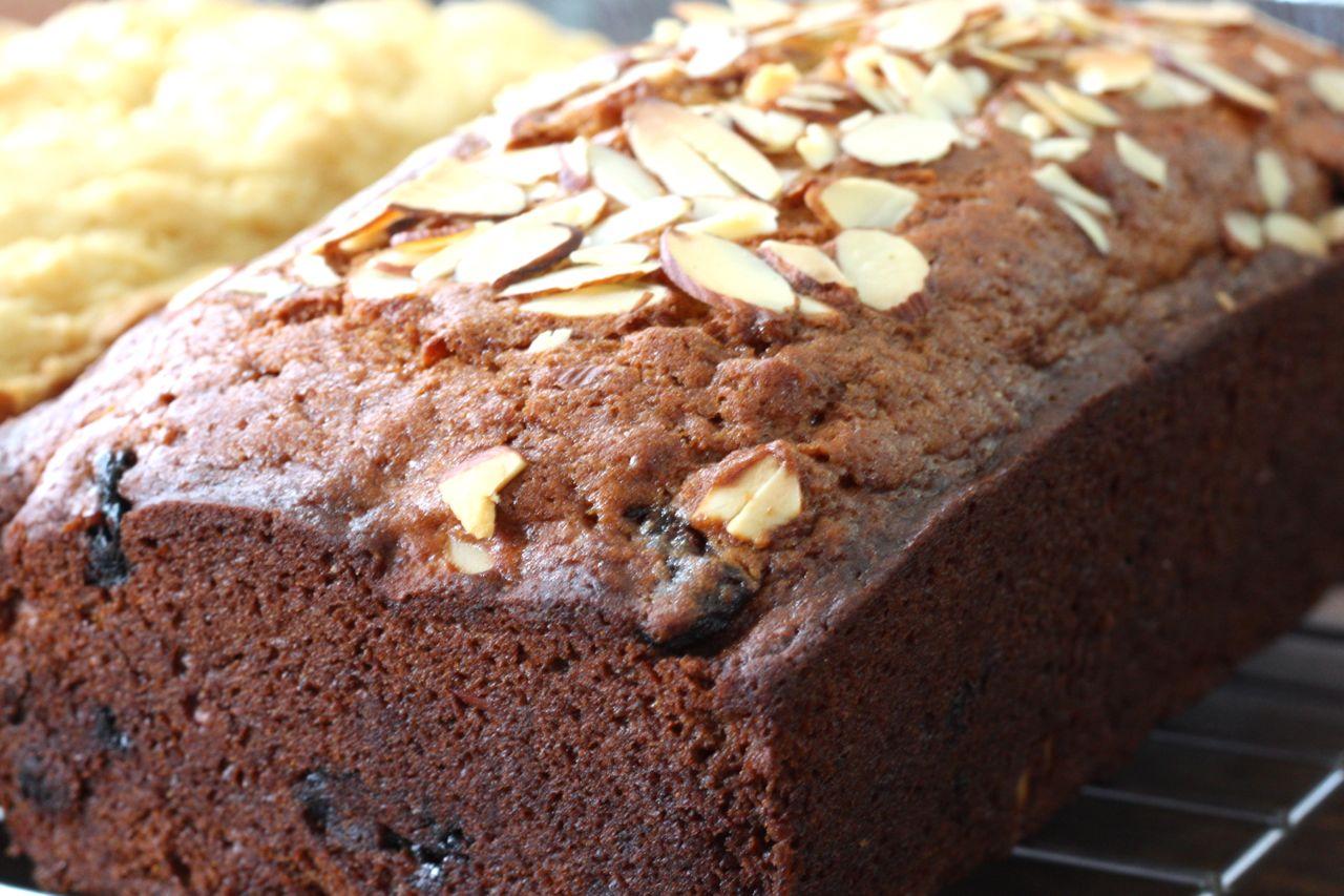 Cherry Almond Amish Friendship Bread Kitchen   friendshipbreadkitchen.com