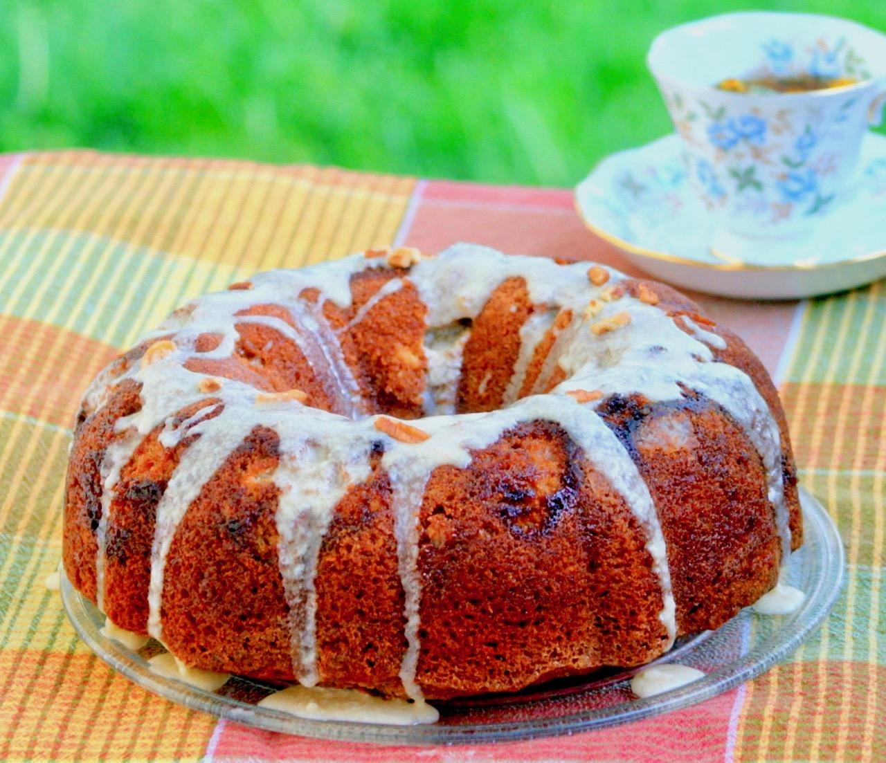 Vanilla Caramel Latte Amish Friendship Bread | friendshipbreadkitchen.com
