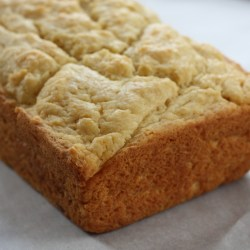 Lemon Cheesecake Amish Friendship Bread (Sugar Free) | friendshipbreadkitchen.com