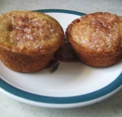 Banana-Fig Amish Friendship Bread Muffins by Jan Gardner   friendshipbreadkitchen.com