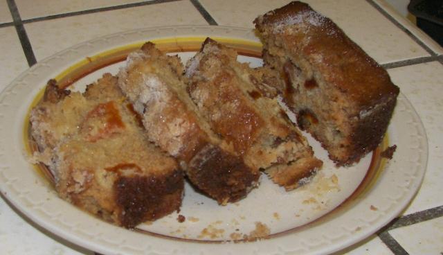 Apricot Amish Friendship Bread by Linda Delescale | friendshipbreadkitchen.com