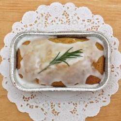 Rosemary Lemon Olive Oil Amish Friendship Bread