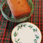 Eggnog Amish Friendship Bread