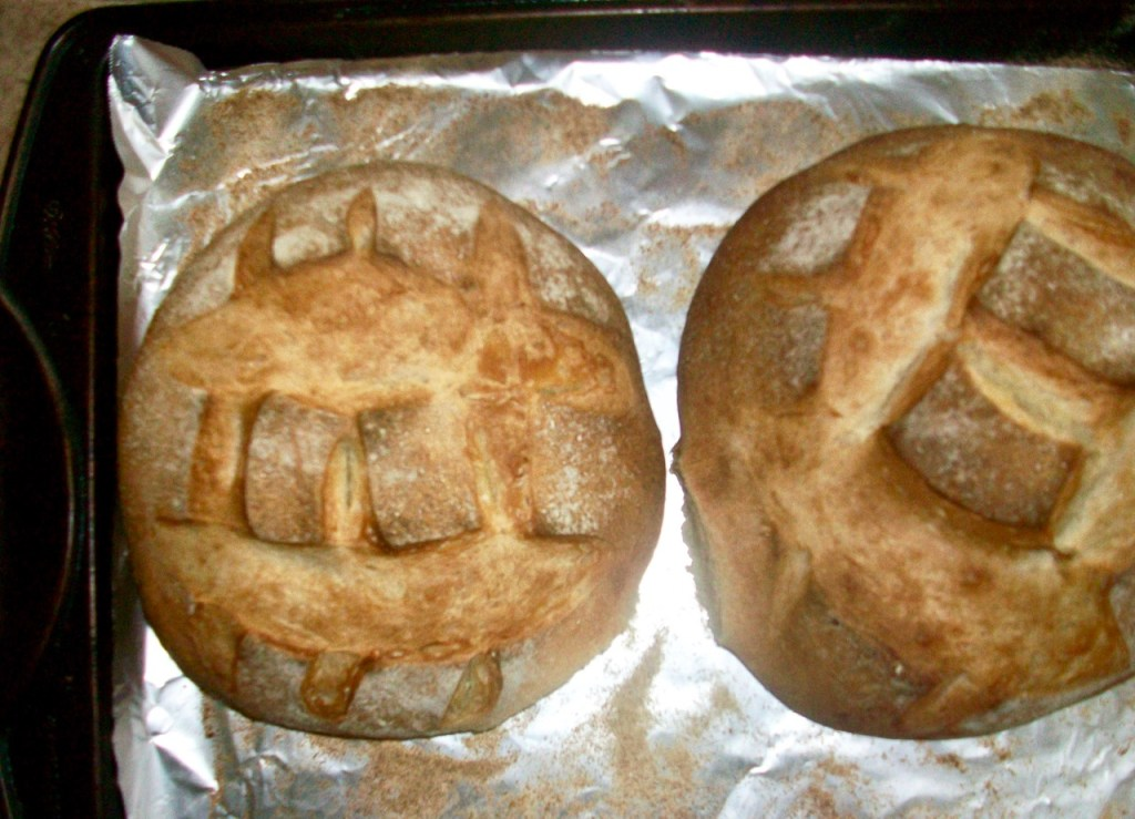 Amish Friendship Bread Artisan Loaf by Heidi Kelyn   friendshipbreadkitchen.com