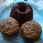 Gluten Free Dairy Free Orange Spice Butterscotch Amish Friendship Bread Muffins
