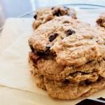 Amish Friendship Bread Dump Cookies