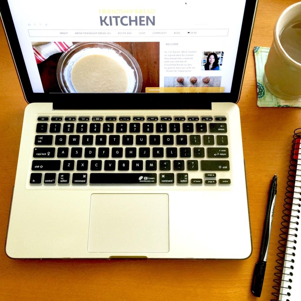 Friendship Bread Kitchen ♥ friendshipbreadkitchen.com