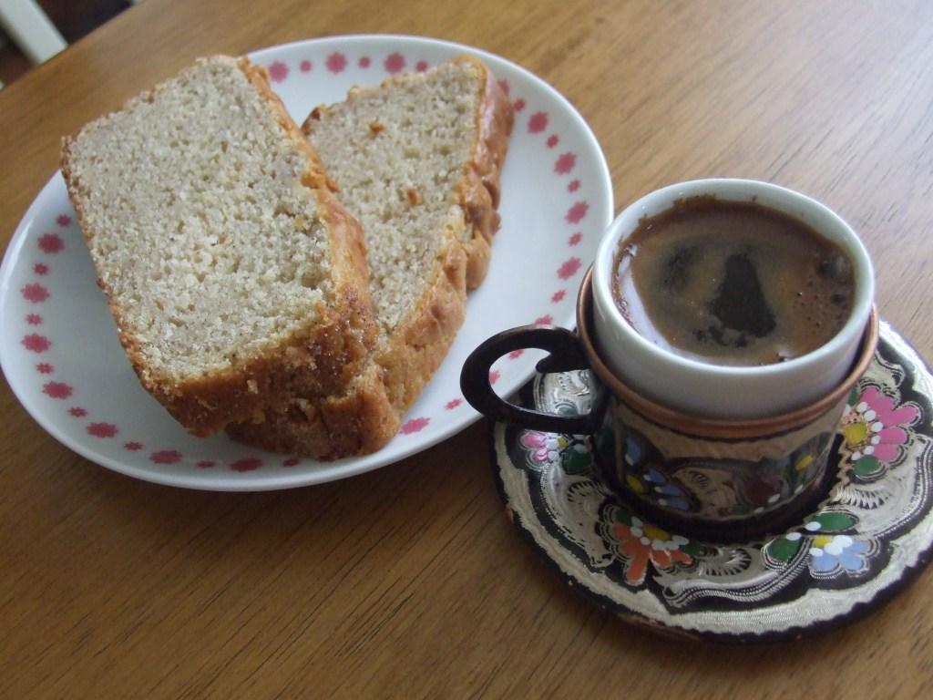 Pumpkin Cheesecake Amish Friendship Bread by Elizabeth Thums ♥ friendshipbreadkitchen.com