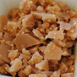 Amish Friendship Bread Toffee Bits by Christie Vanover | friendshipbreadkitchen.com