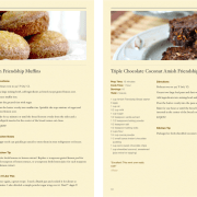 Quick and Easy Amish Friendship Bread Sample Recipes 2