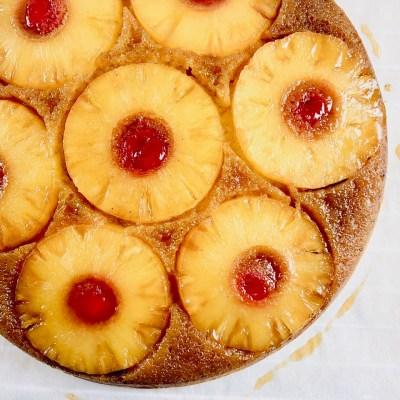 Amish Friendship Bread Upside Down Pineapple Cake | friendshipbreadkitchen.com