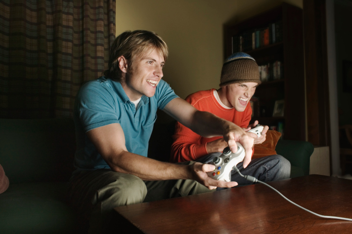 Students Use Video Game Experience To Help Children With