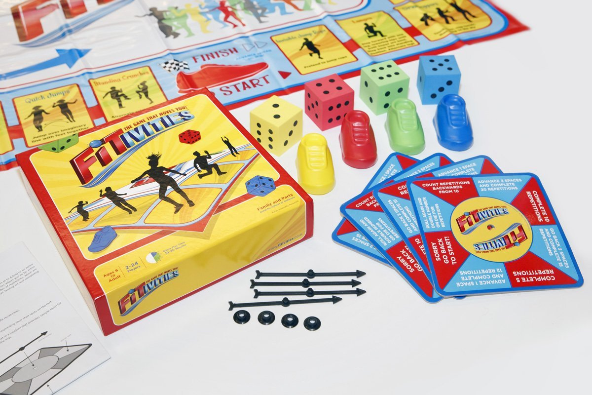 8 Great Games To Get Children With Special Needs Active