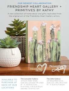 Friendship Heart Gallery & Primitives by Kathy
