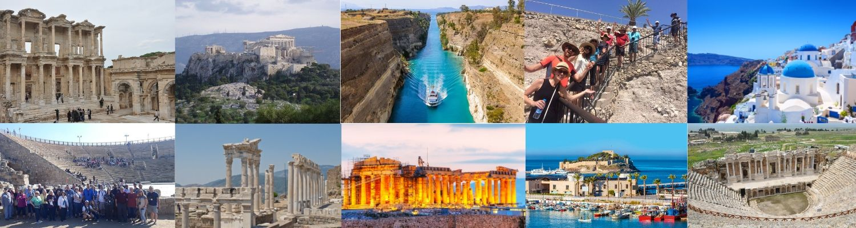 christian tours of greece