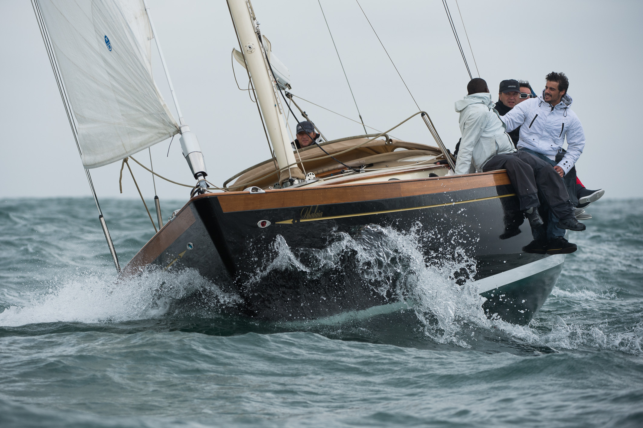 Log Book Friendship Yacht Company Luxury Day Sailer
