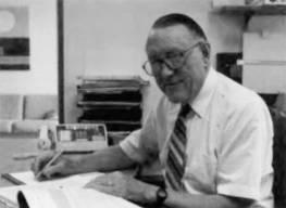 Friend in Washington Ralph Kerman, 1992.