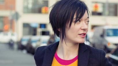 Photo of Sue Gardner (c) Victoria Will for the Wikimedia Foundation.