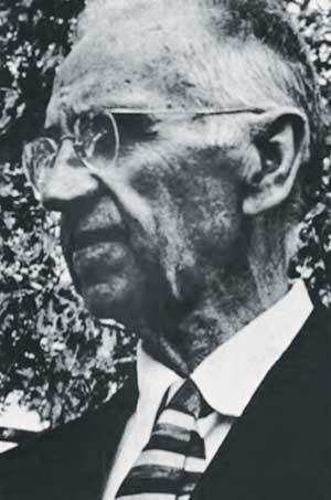 "The author's great grandfather, photo from Friends Journal article, ""A Quaker Portrait: Chester A. Graham"" by Francis D. Hole (FJ Sept 1, 1972)."