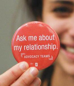 FCNL's Advocacy Teams are groups of advocates working for change in Washington, D.C., from their hometowns. They are proud to build meaningful relationships with their members of Congress. Learn more at fcnl.org/advocacyteams.